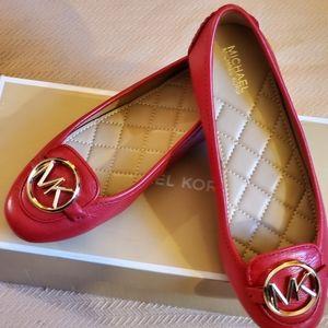 Michael Kors Lillie Moccasin shoes